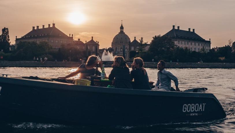 copenhagen harbour goboat