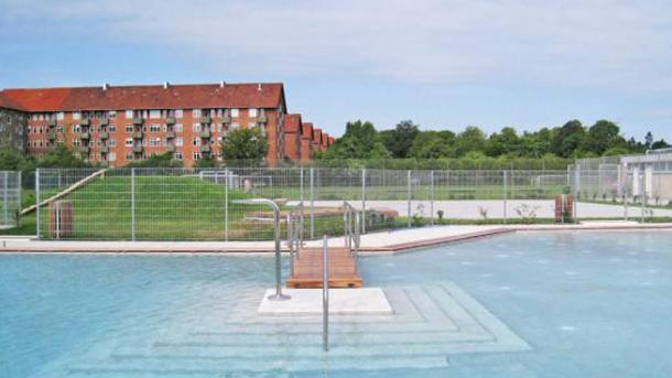 GDK Bavnehøj Open Air Swimming Pool