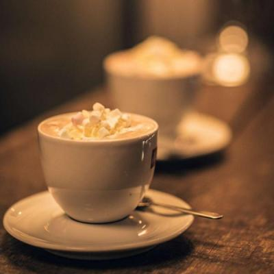 Enjoy a cup of hot cocoa and experience authentic hygge in Denmark